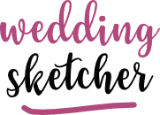 Wedding Sketcher Logo